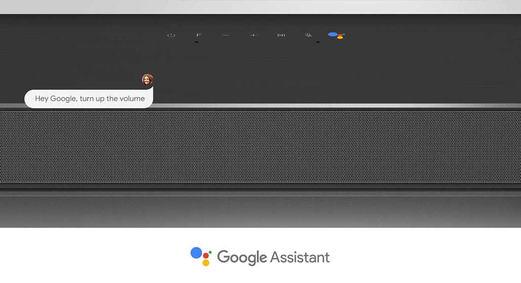 LG SN9YG - Google Assistant