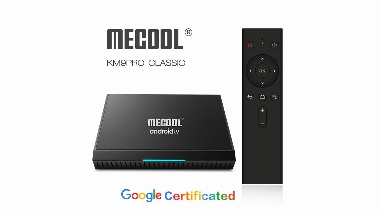 MeCool KM9PRO Classic