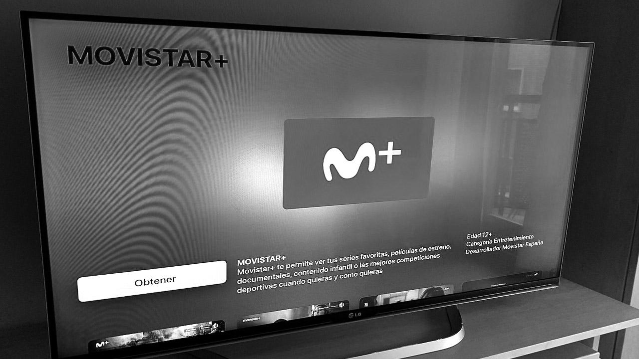 Movistar+ en el Apple TV