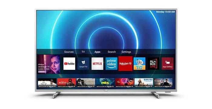 Philips 58PUS7555/12, Smart TV