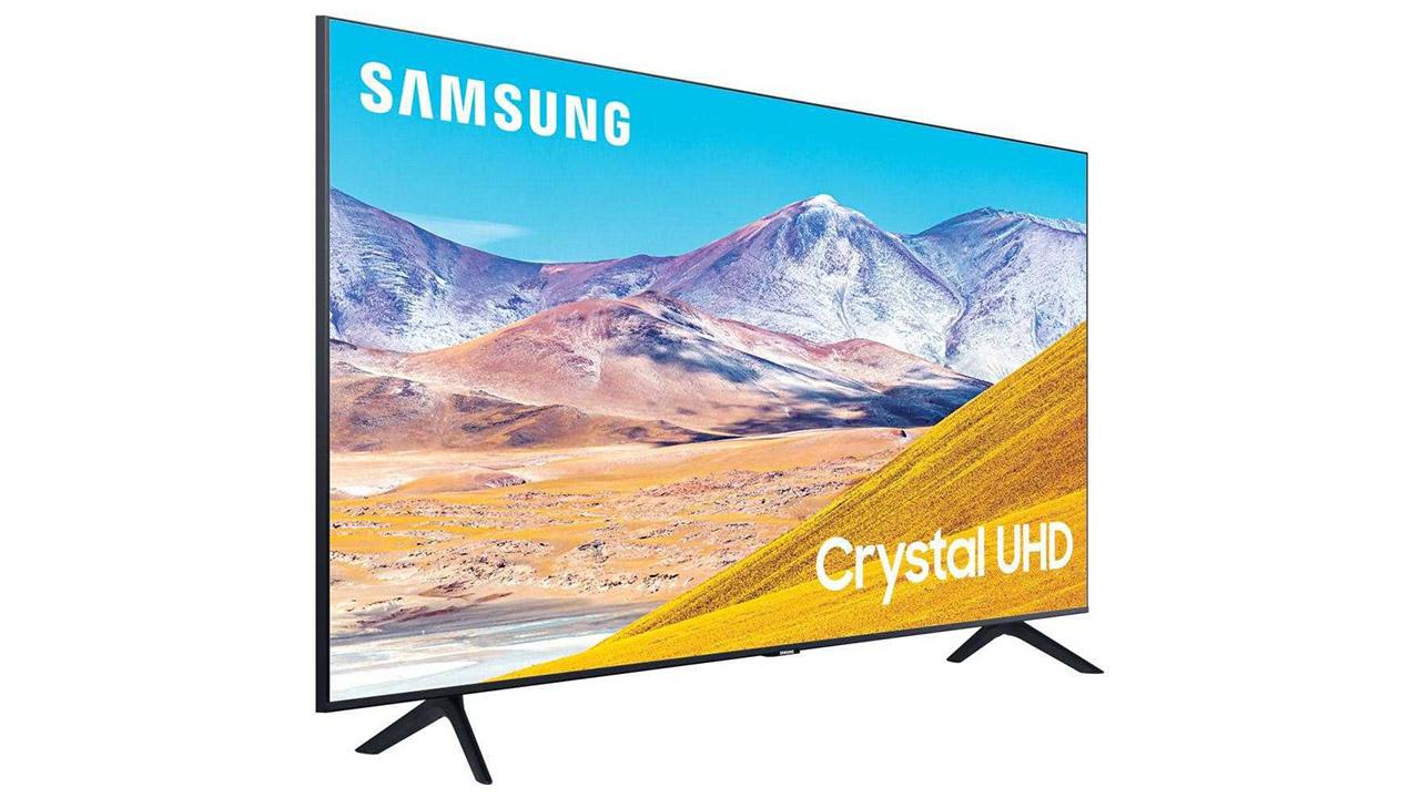Samsung UE55TU8072