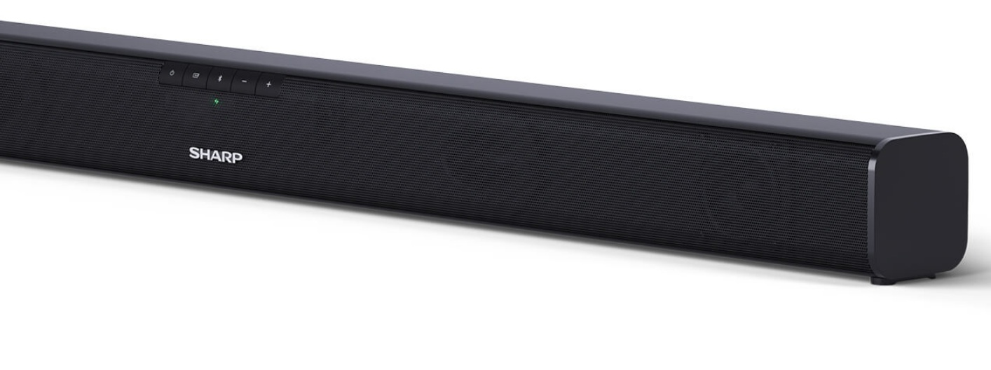 Sharp HT-SB110 - Diseño biselado