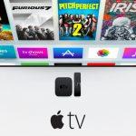 actualizaciones automáticas en Apple TV
