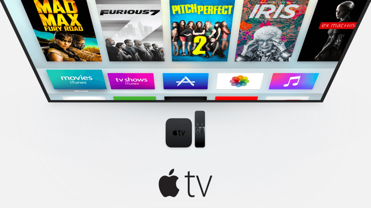 actualizaciones automáticas en Apple TV