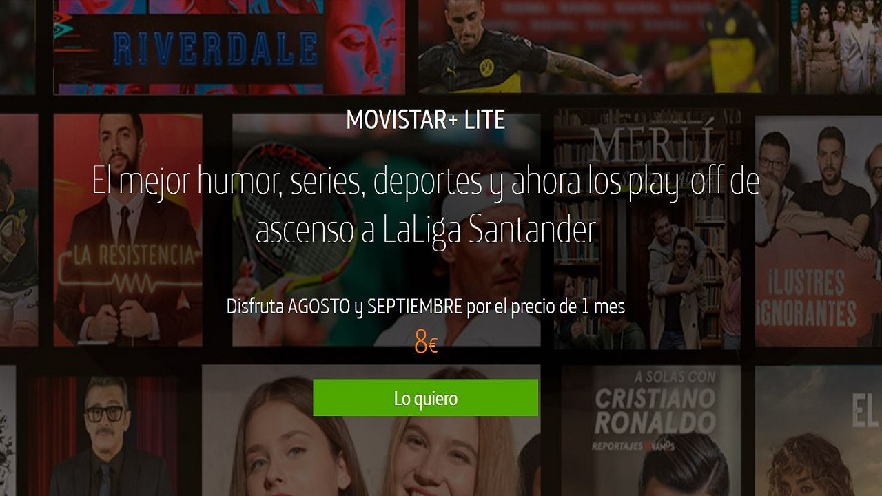 tele de movistar plus lite