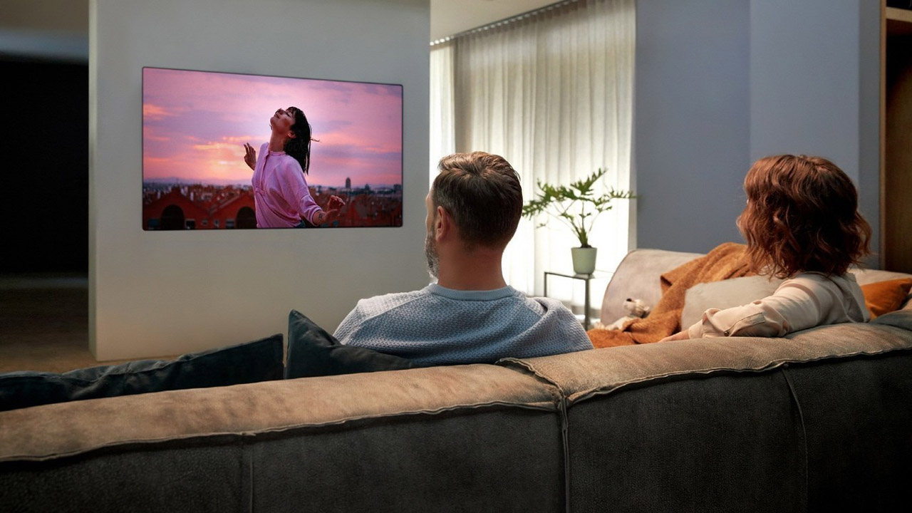 Alexa manos libres en la tele