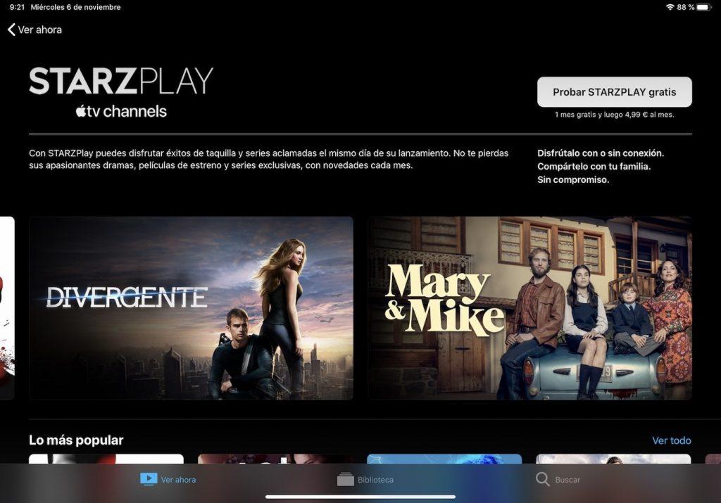 Ya se puede disfrutar de este contenido en TVs Vizio
