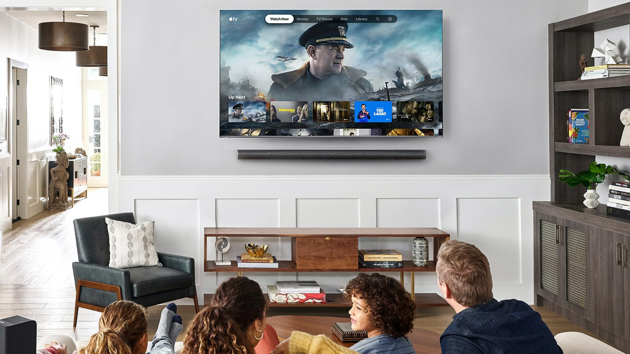 Apple TV con televisores Vizio