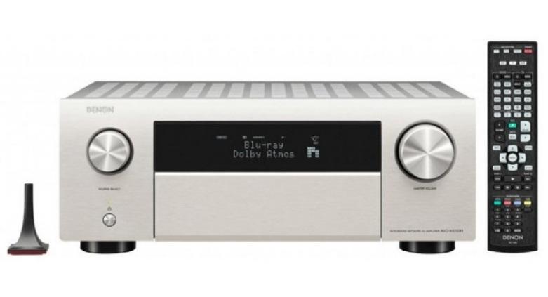 Denon AVC-X4700H - Diseño