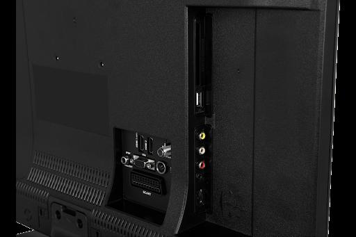 Hitachi 24HE2100, conexiones