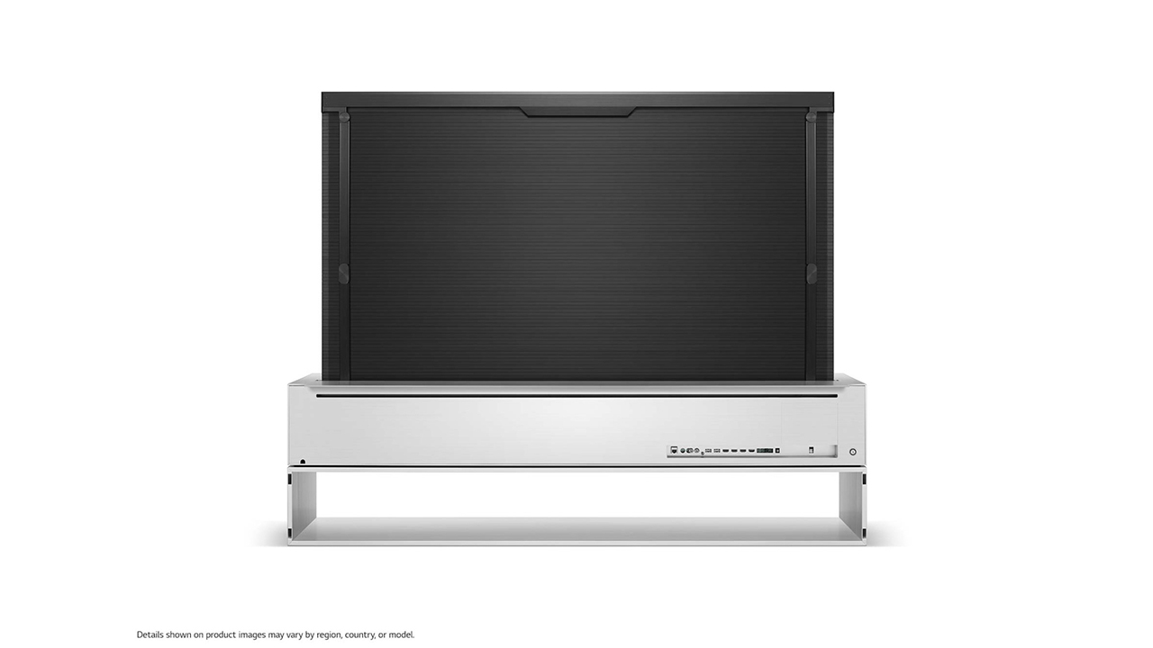 LG OLED65RX9LA diseño