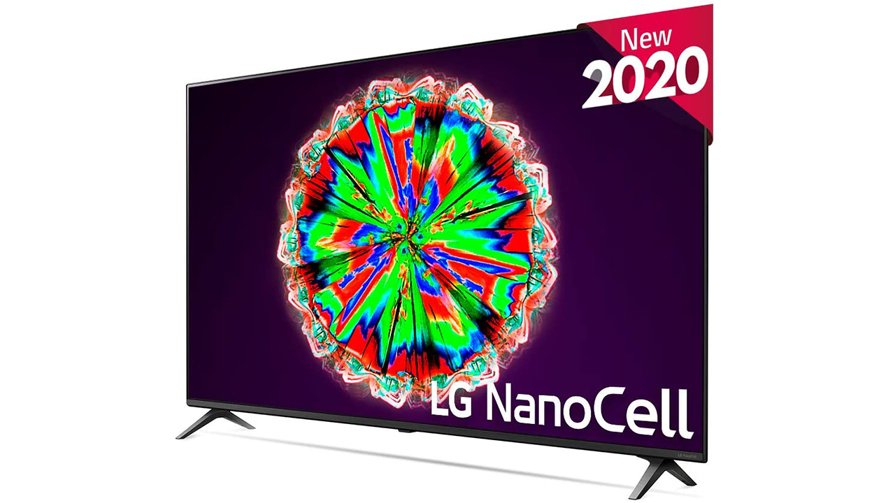 LG 65NANO80ALEXA sistema