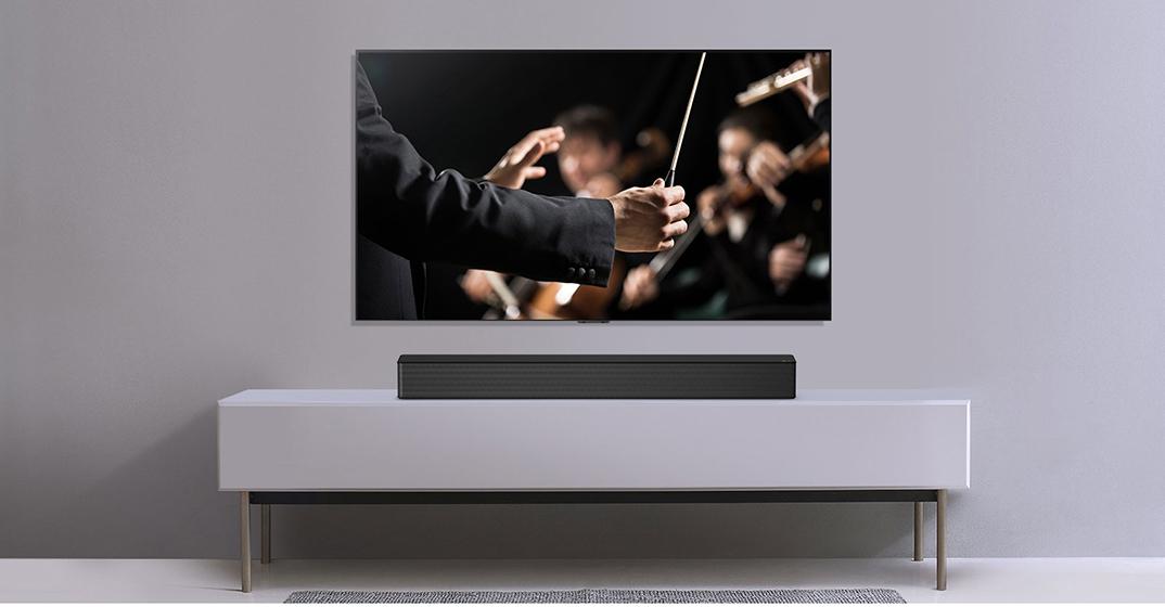 LG SNH5 - AI Sound Pro