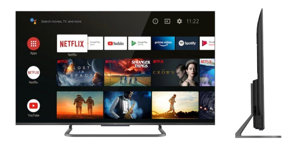 Este es el aspecto de los nuevos televisores de la firma