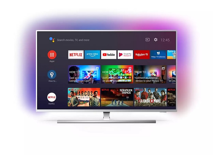Philips 50PUS8555/12, Smart TV