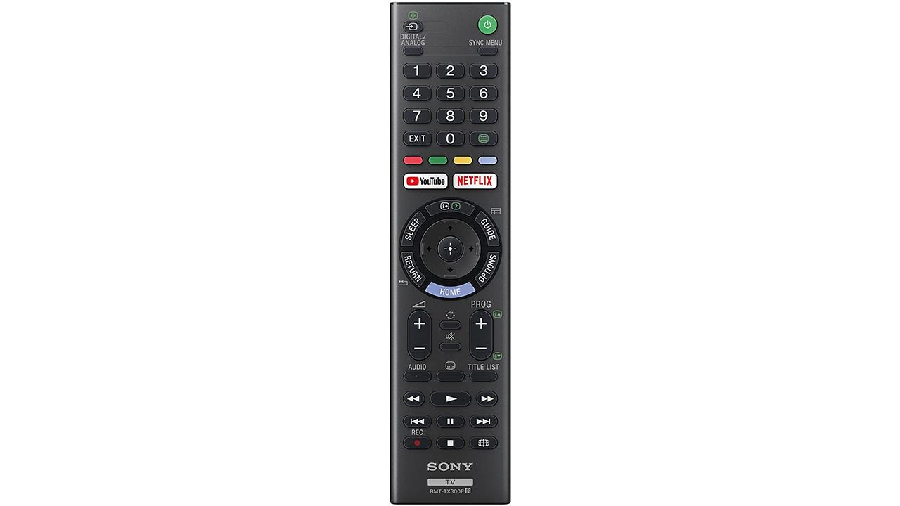 Sony KD-49XF7004 sistema
