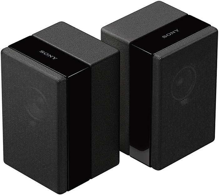 Sony SA-Z9R, altavoces