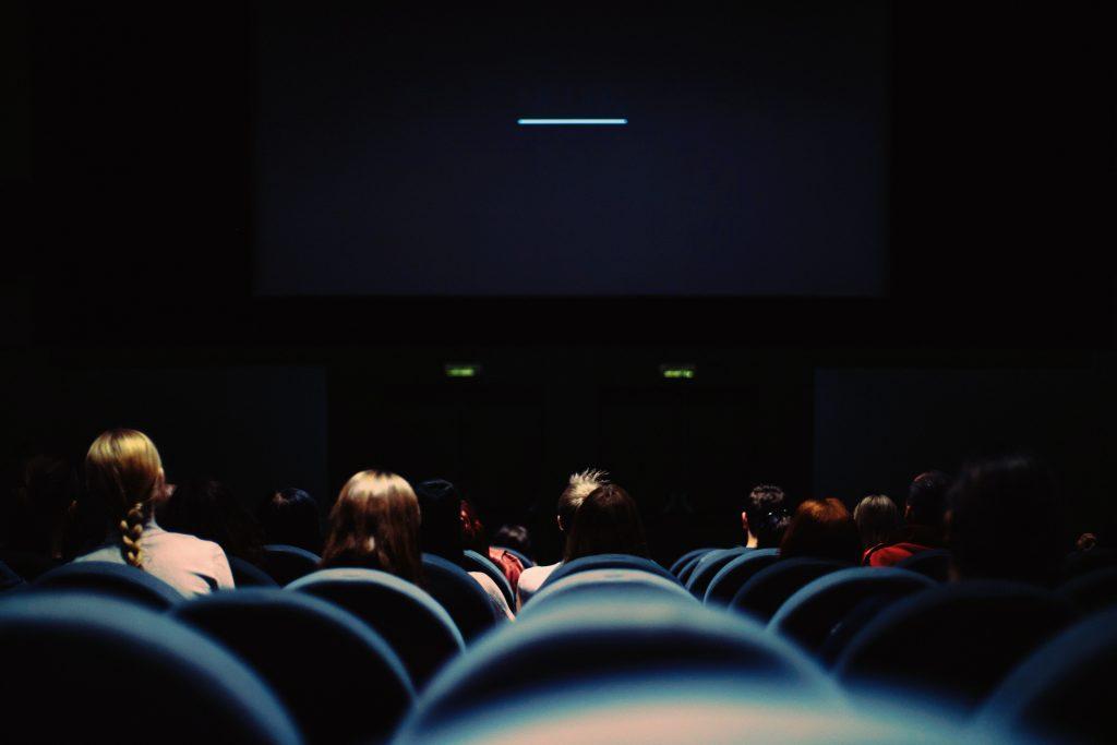 Fin del cine. Sala