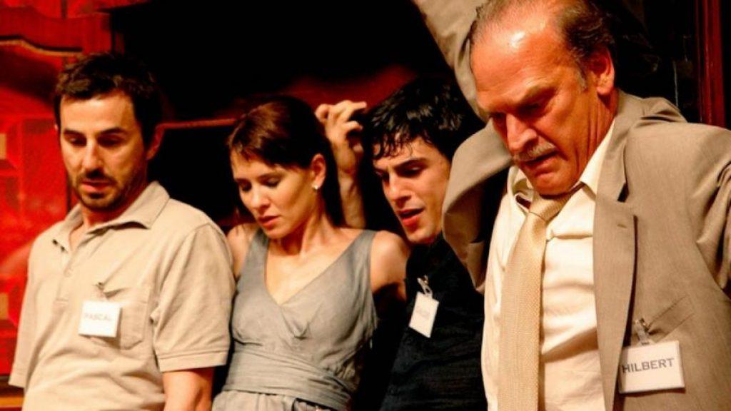 Película española con muy buena crítica a lo room escape