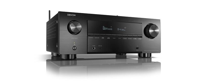 Denon AVC-X3700H, frontal
