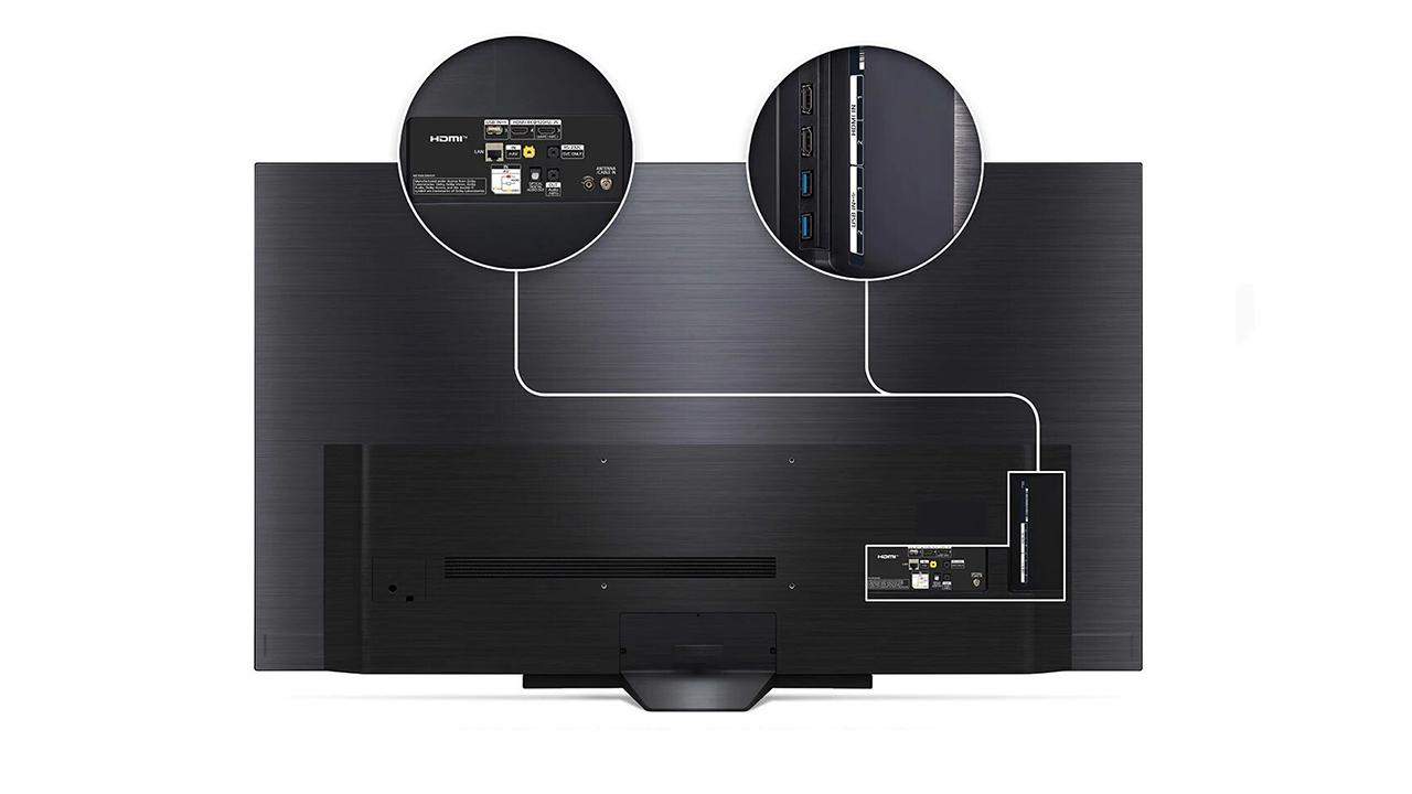 LG OLED65BX6LB diseño