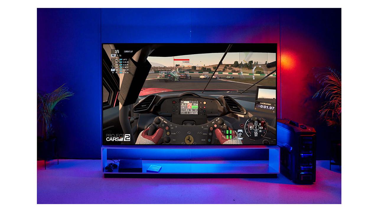 LG OLED88ZX sistema