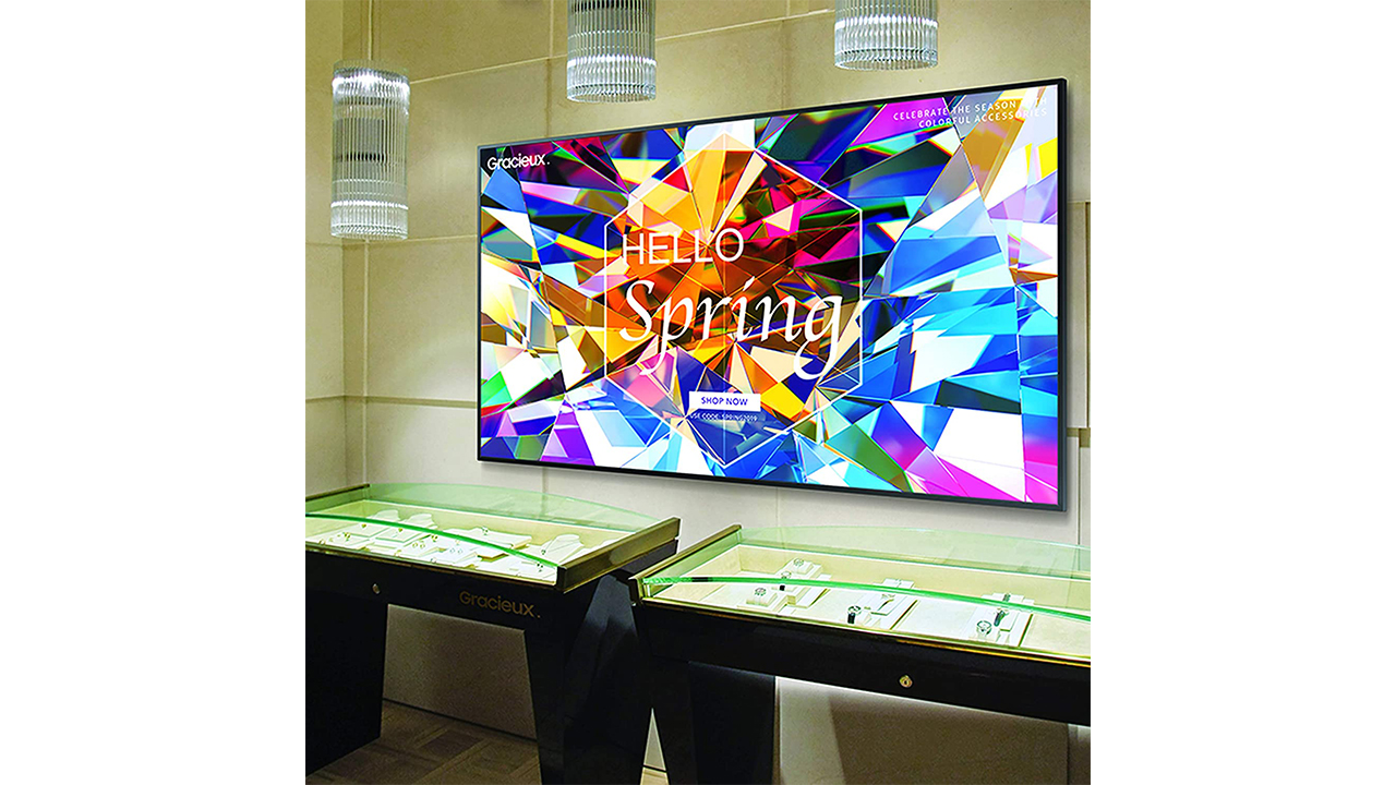 Samsung QB75R imagen