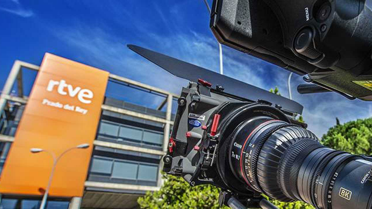 primera emisión piloto 8K en DVB-T2