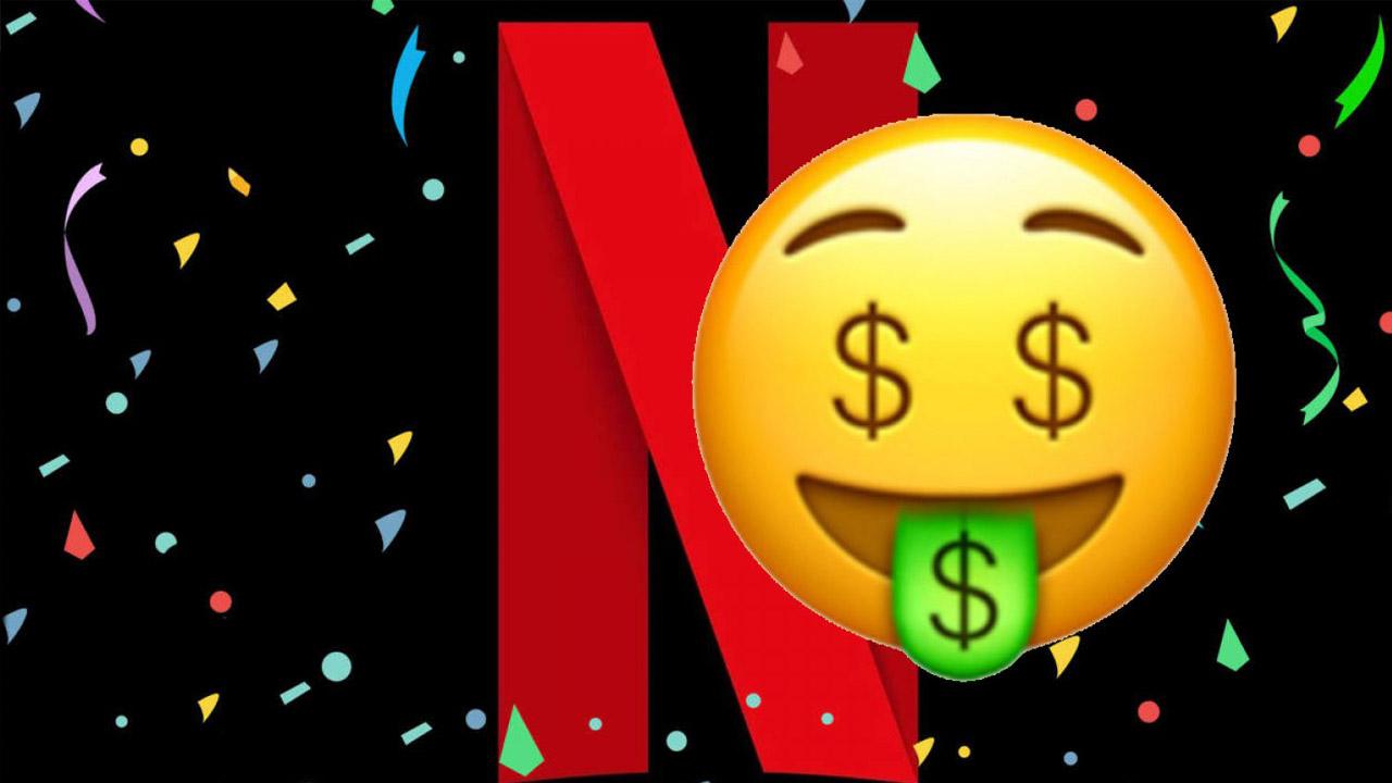 segundo mes de Netflix gratis