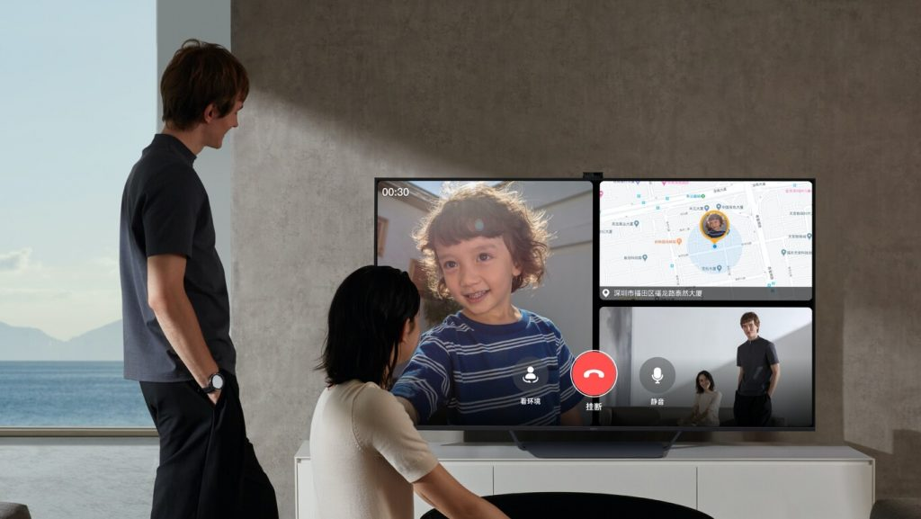 Televisor smart de la firma OPPO