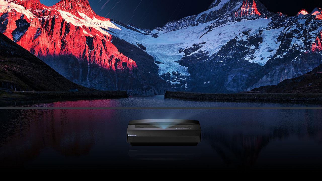 Bomaker Polaris 4K Laser TV, conoce al proyector de tiro corto que está causando furor