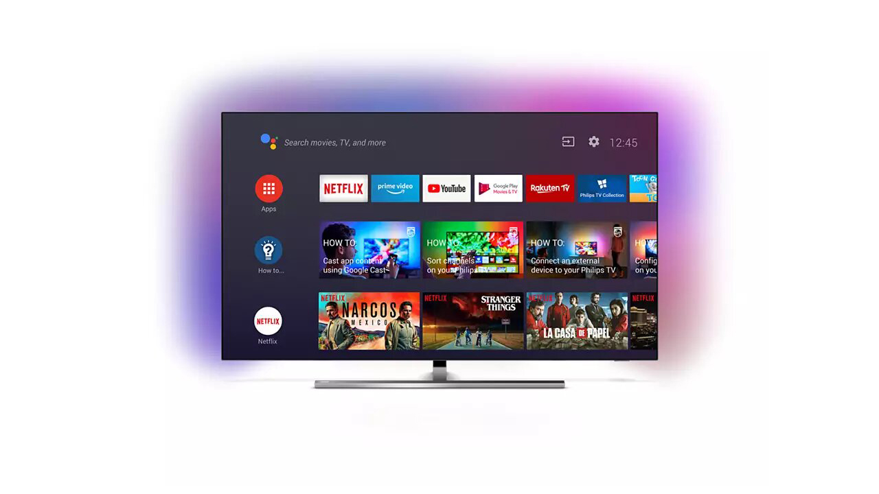 Philips 55OLED855/12 Smart TV