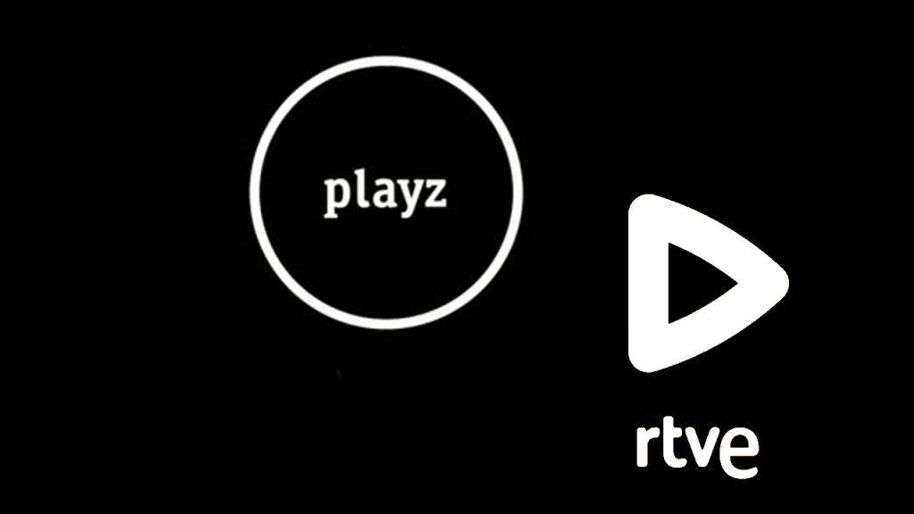 RTVE Play une Playz y A la carta