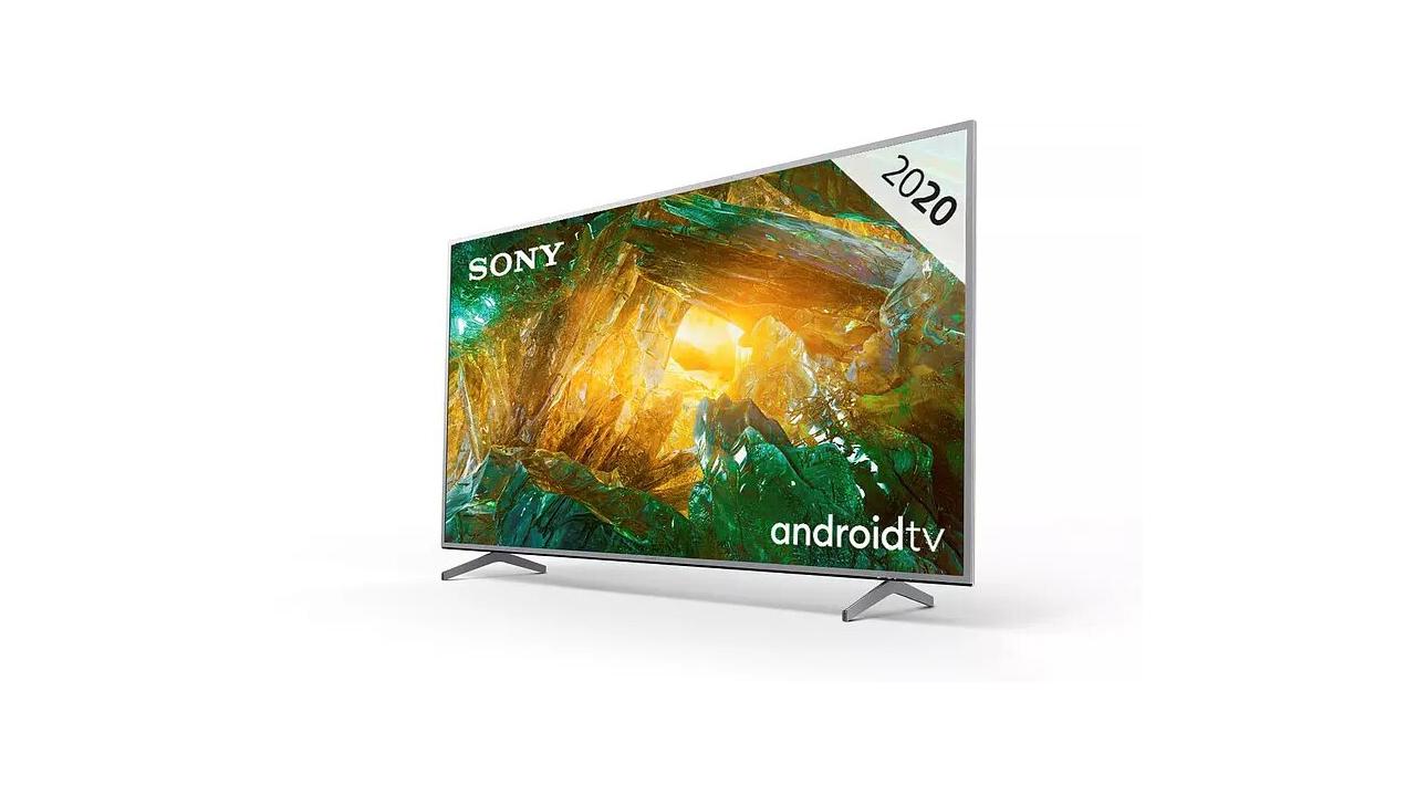 Sony KD55XH8077 diseño