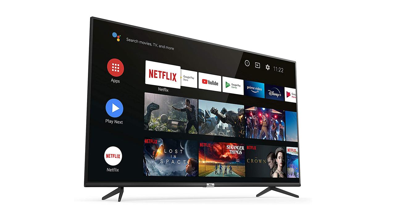 TCL 50P615 Smart TV