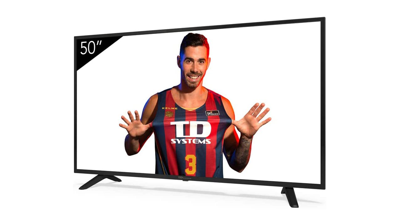 TD Systems K50DLJ11US Smart TV