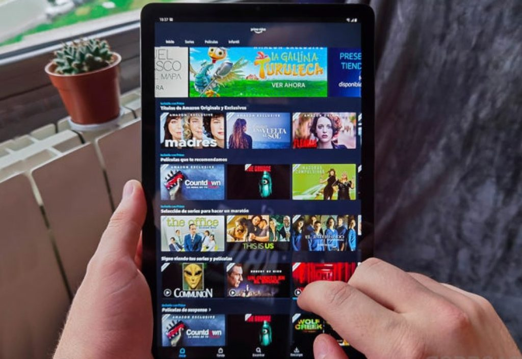 Puedes ver estos canales desde cualquier aparato donde tengas Amazon Prime Video