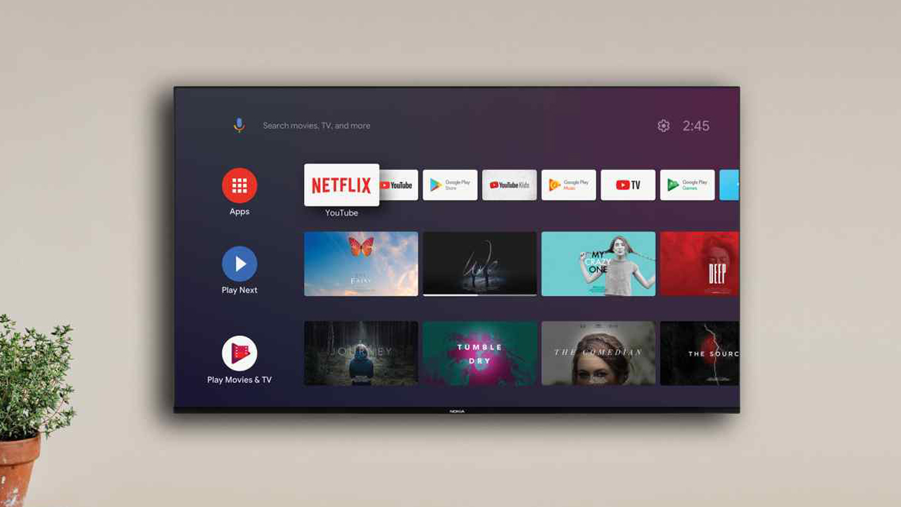 smartTVs de Nokia