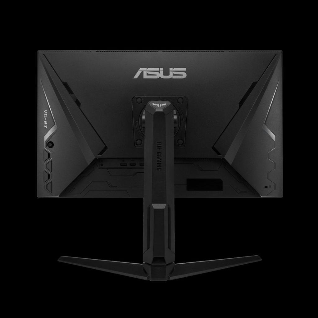 Asus TUF Gaming VG279QL1A, vista posterior