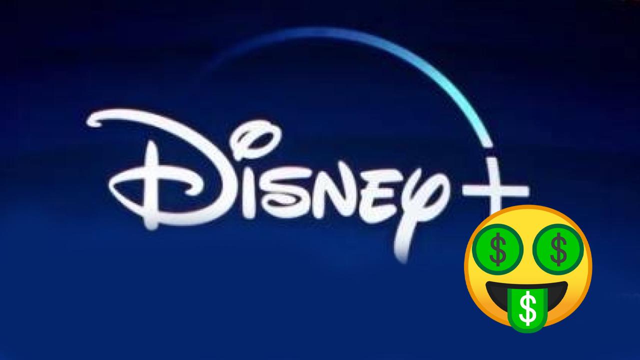 Disney+ más caro