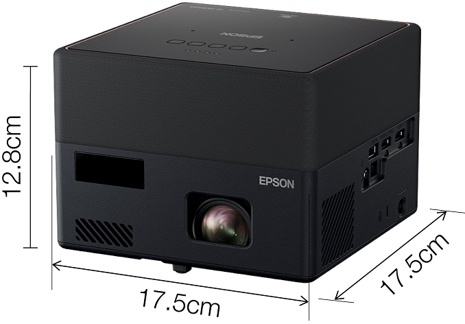 Epson EF-12, aspecto