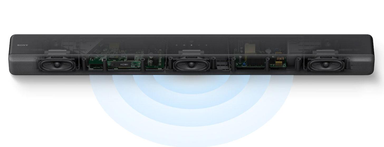 Sony HT-G700 - Diseño