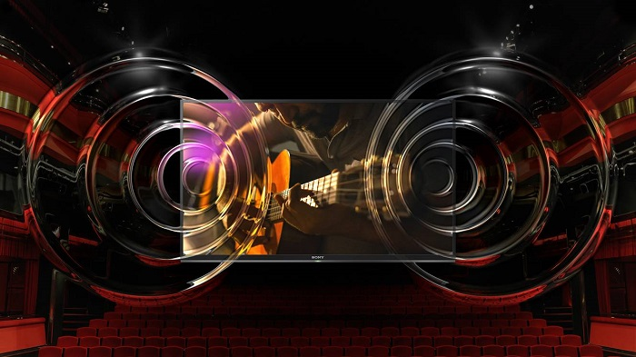 Sony KDL-32RE403, sonido