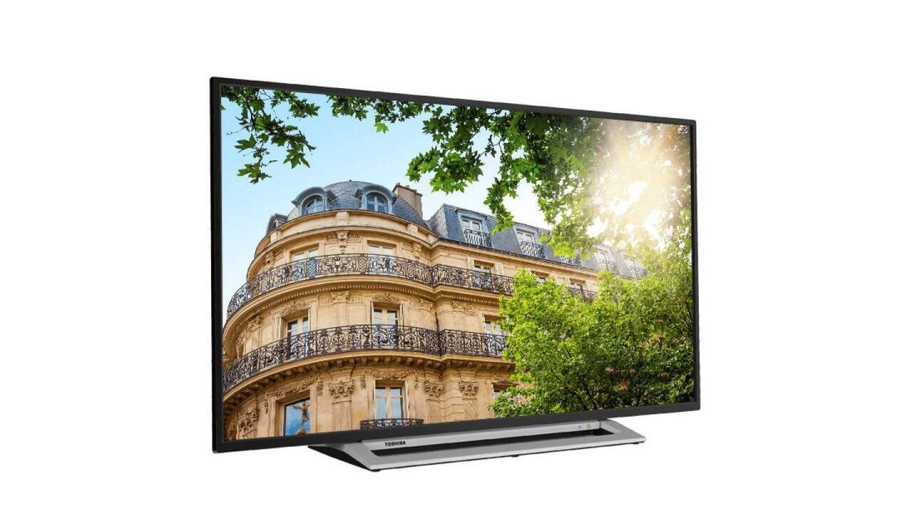 Toshiba 55UL3B63DG Smart TV