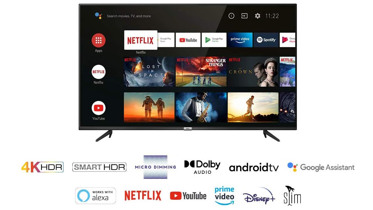 TCL 65P615 Smart TV