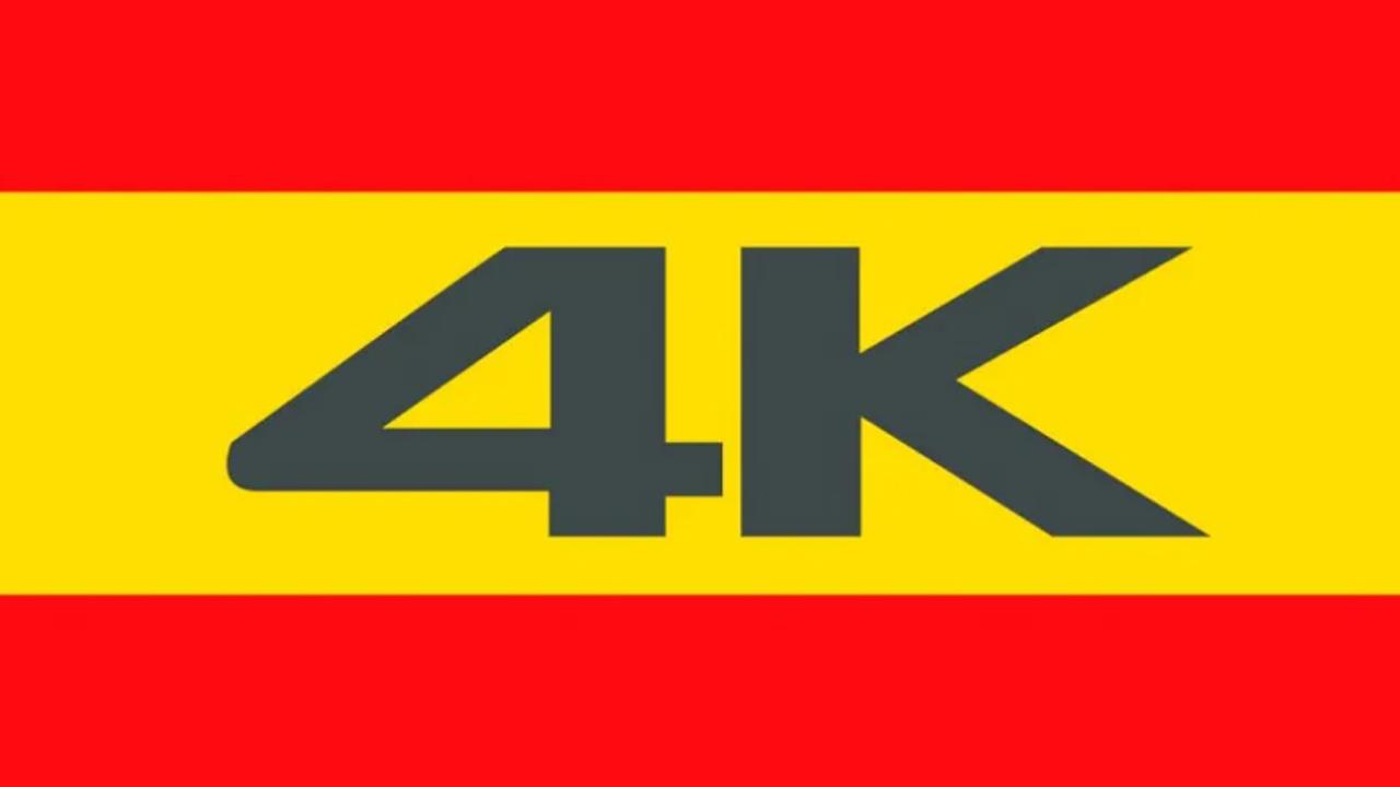 canales 4K en España