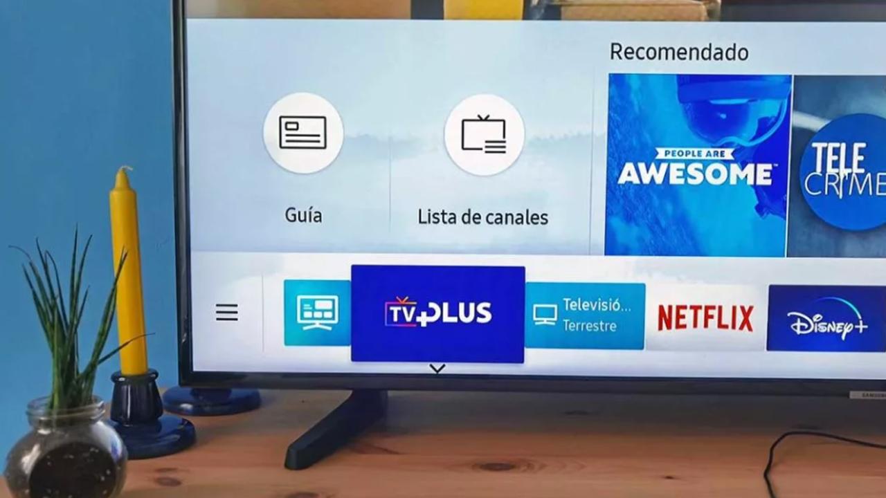 canales gratis nuevos de las teles de Samsung