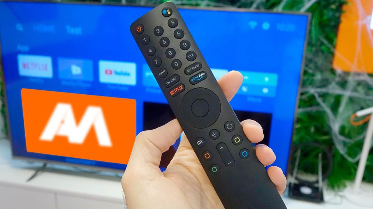 instalar apk en la tele