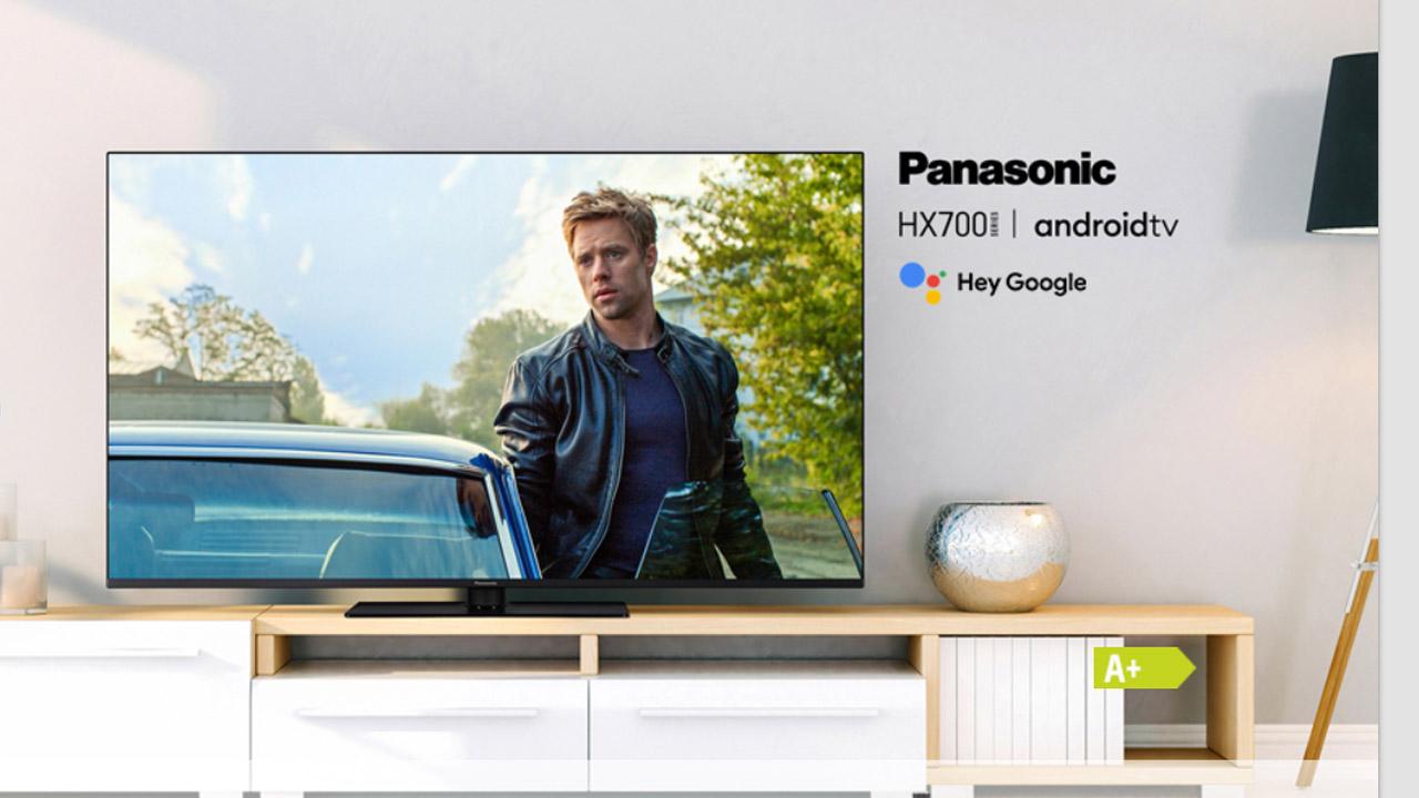 televisores Panasonic con Android TV