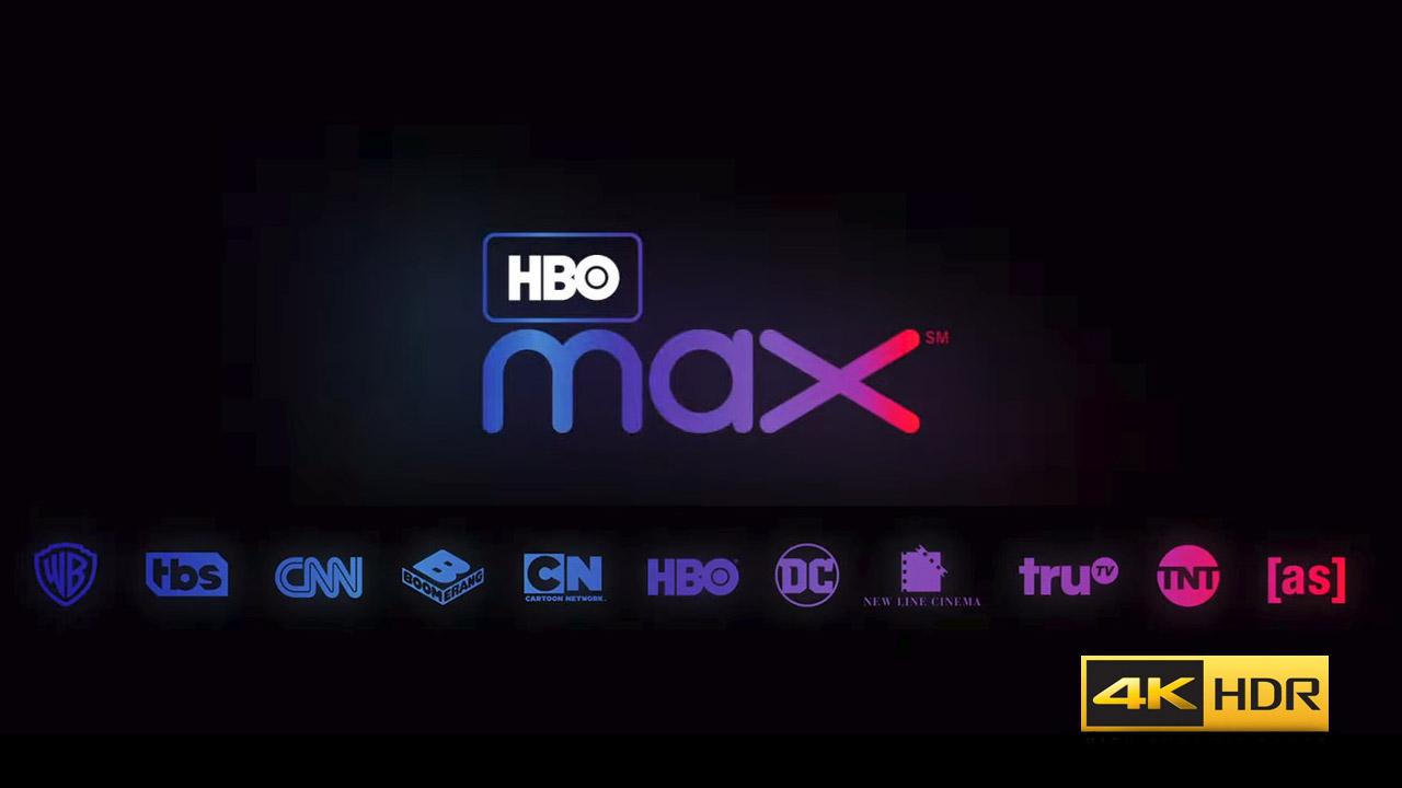 HBO Max en 4K HDR